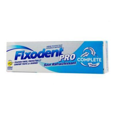 Fixodent Pro Complete Fresh Στερεωτική Κρέμα για Τεχνητές Οδοντοστοιχίες 47gr