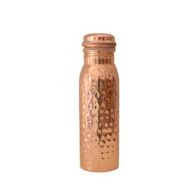 Forrest & Love Σφυρηλάτο Χάλκινο Μπουκάλι Νερού 600ml