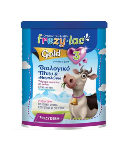Frezylac Organic Milk Godl No3 900GR