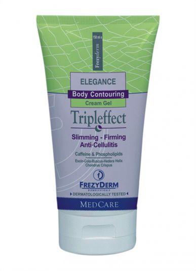 Frezyderm Tripleffect Cream - Gel Συσφικτική Κρέμα για την Κυτταρίτιδα 150ml