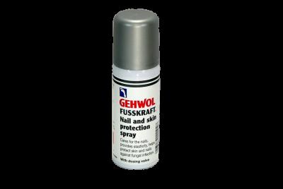 Gehwol Fusskraft Nail - Skin Protection Προστατευτικό Spray Νυχιών & Δέρματος 50ml