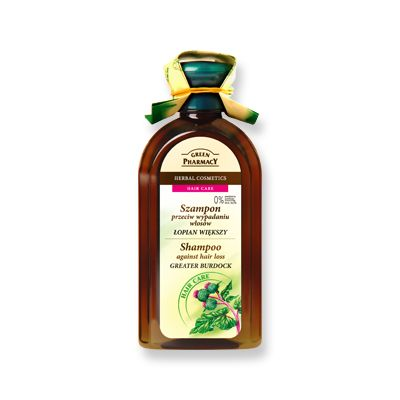 Green Pharmacy Σαμπουάν Greater Burdock  κατά της Τριχόπτωσης 350 ml