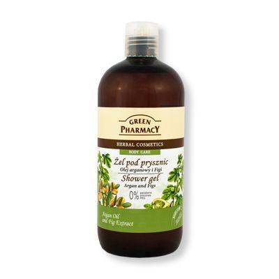 Green Pharmacy Shower Gel Argan & Figs 500ml