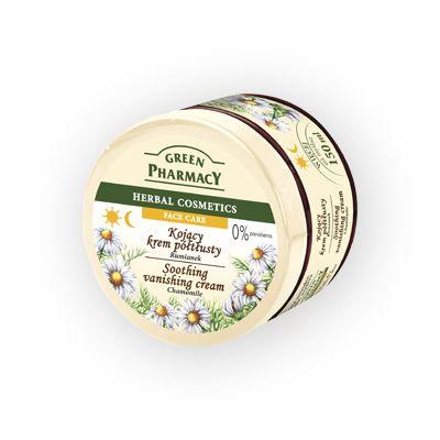 Green Pharmacy Καταπραϋντική Κρέμα Προσώπου Chamomile 150ml
