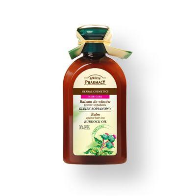 Green Pharmacy Μαλακτική Κρέμα Μαλλιών κατά της Τριχόπτωσης 300ml