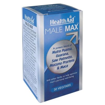 Health Aid Male Max 30 ταμπλέτες
