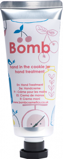 "Bomb Cosmetics Κρέμα χεριών ""Hand in the Cookie Jar"" 25ml"
