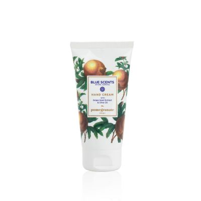 Blue Scents Hand Cream Pomegranate 75ml