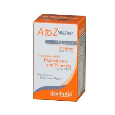Health Aid Α to Ζ MULTIVIT 30tabs