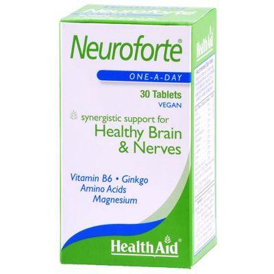 Health Aid Neuroforte 30 ταμπλέτες