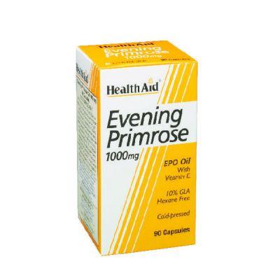 Health Aid Evening Primrose 1000mg 90 Κάψουλες