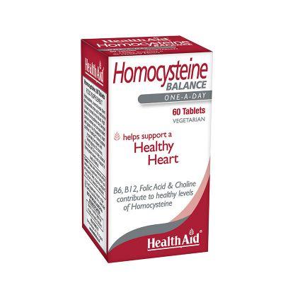 Health Aid Homocysteine Balance 60 Ταμπλέτες