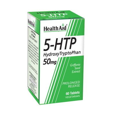 Health Aid Hydroxy TryptoPhan 5-HTP  50mg 60 tablets