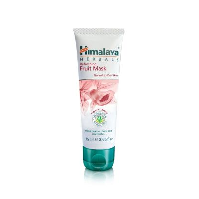Himalaya Refreshing Fruit Mask 75ml