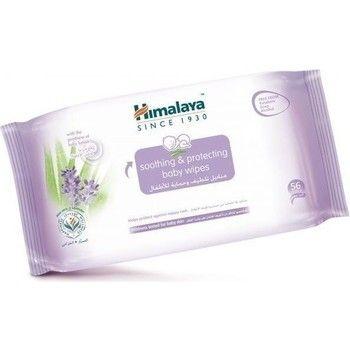 Himalaya Soothing Protecting Baby Wipes 20τμχ
