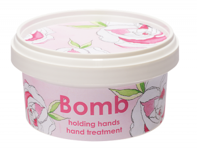 Bomb Cosmetics Κρέμα Χεριών Holding Hands Hand Treatment 210ml