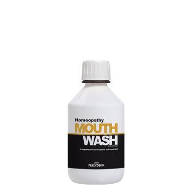 Frezyderm Homeopathy Mouthwash - Στοματικό Διάλυμα Για Ομοιοπαθητική 250ml