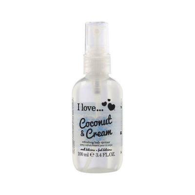 I Love...Refreshing Body Spritzer Coconut & Cream 100ml