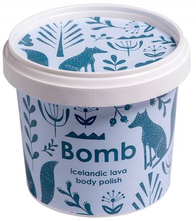 Bomb Cosmetics Icelandic Lava Body Polish 365ml