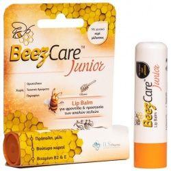 ILS Pharma BreezCare Junior Lip Balm για Φροντίδα & Προστασία των απαλών χειλιών 5.1g
