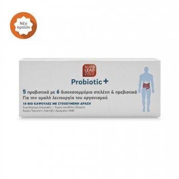 Nutralead Probiotic+ 30κάψουλες