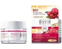 Lavera Facial Care Ενισχυμένη Κρέμα Ημέρας με Βιολογικό Cranberry Και Βιολογικό Αργανέλαιο 50ml