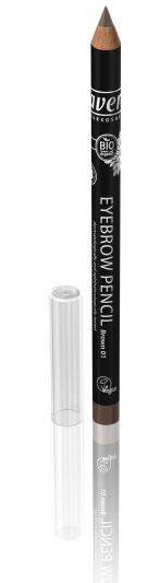 Lavera Trend Sensitiv Μολύβι Φρυδιών - Blond 02- 1,14gr