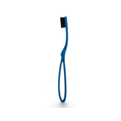 Intermed Professional Egonomic Toothbrush Soft Blue