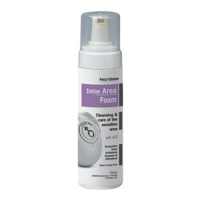 Frezyderm Feminine Intim Area Foam pH 4 150ml