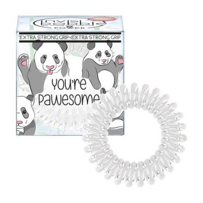 Invisibobble Circus Collection You're Pawesome 3τμχ