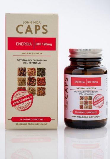 John Noa Caps Energia 30 Κάψουλες