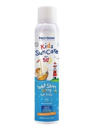 Frezyderm Kids sun care SPF 50+ Wet skin Spray 200ml