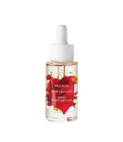 Korres Άγριο Τριαντάφυλλο Λάδι Προσώπου Για Λάμψη & Βαθιά Ενυδάτωση 30ml