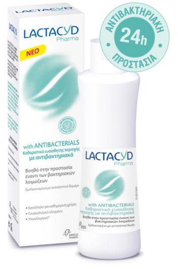 Lactacyd Pharma Antibacterial 250 ml
