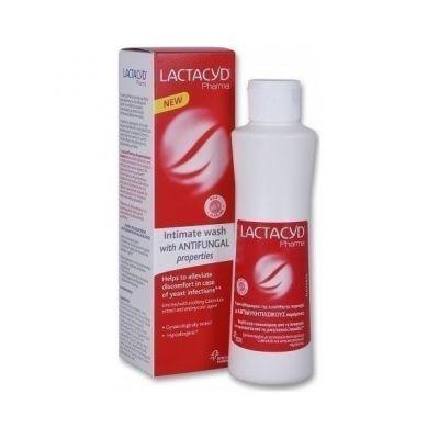 Lactacyd Pharma Antifungal Wash με Αντιμυκητιασικούς Παράγοντες 250ml