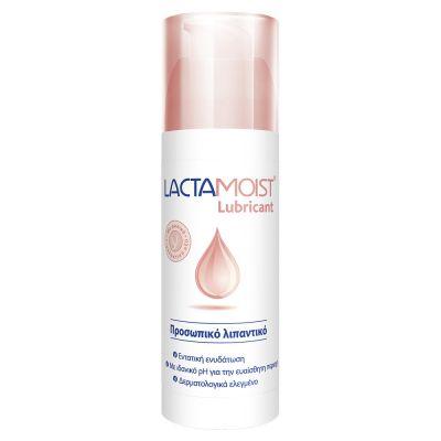 Lactamoist Lubricant, Προσωπικό Λιπαντικό Για Την Ευαίσθητη Περιοχή, 50ml