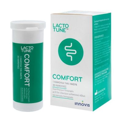 Lactotune Comfort Προβιοτικά 30 κάψουλες