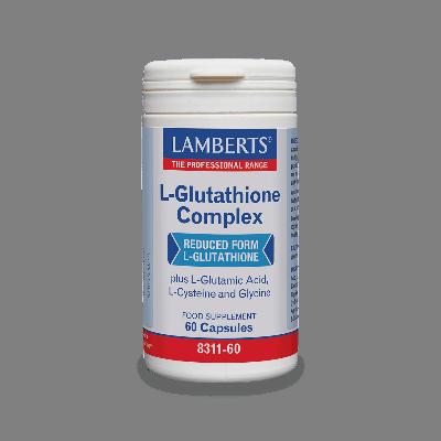 Lamberts L-Glutathione Complex 60 Κάψουλες