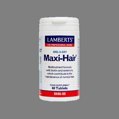 Lamberts Maxi-Hair 60 Ταμπλέτες