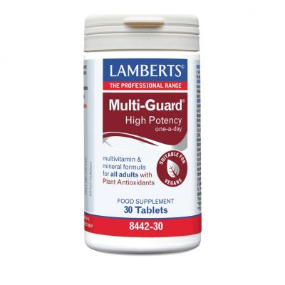 Lamberts Multi Guard High Potency 30 Ταμπλέτες