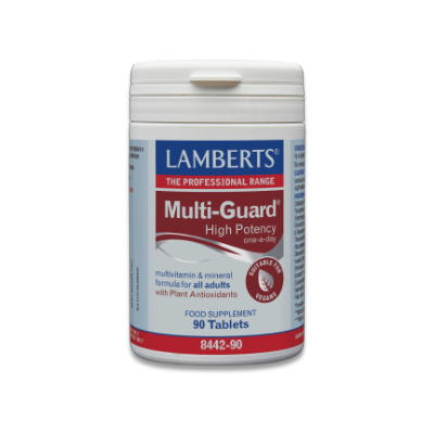 Lamberts Multi Guard High Potency 90 Ταμπλέτες