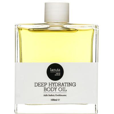 Laouta Deep hydrating body oil Λάδι Βαθειάς Ενυδάτωσης 100ml