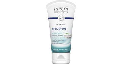 Lavera Neutral Ενισχυμένη Κρέμα Χεριών 50ml