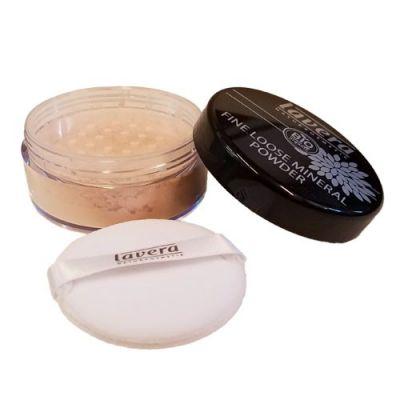 Lavera Fine Loose Mineral Powder 8g
