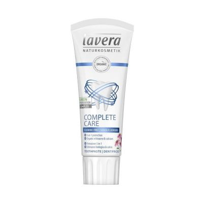 Lavera Οδοντόκρεμα Complete Care με Βιολογική Εχινάκια & Ασβέστιο 75ml