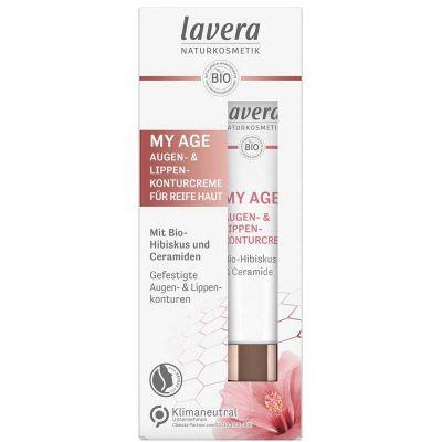 Lavera Κρέμα Ματιών & Χειλιών Contour Cream 15ml