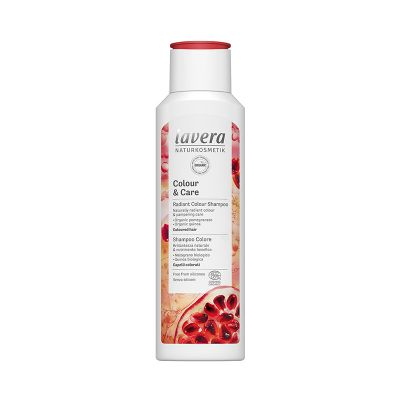 Lavera Hair PRO Σαμπουαν Προστασίας Χρώματος Και Λάμψη 250ml
