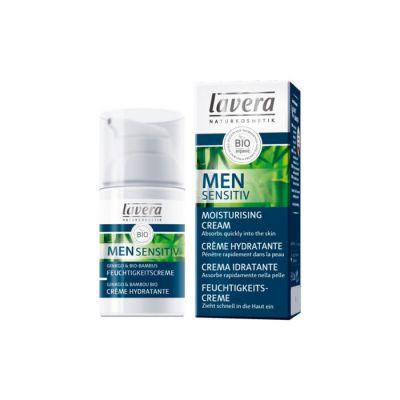 Lavera Men Sensitiv Ενυδατική Κρέμα Προσώπου 30ml