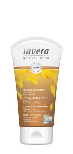 Lavera Self-Tanning Lotion Body Kρέμα Aυτομαυρίσματος Για Το Σώμα 150ml