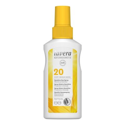 Lavera Αντηλιακό Sensitive Sun Spray SPF20 100ml